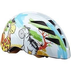 Uvex Kid 1 - Casco de ciclismo para niños, multicolor, talla 47-52