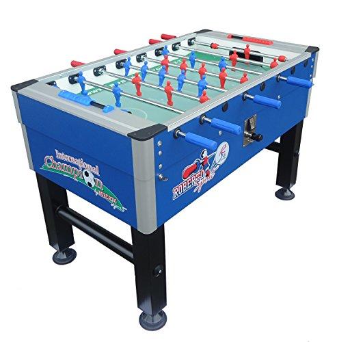 Roberto Sports International Champion - Mesa de fútbol, Color Azul