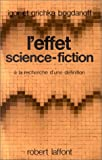 EFFET SCIENCE FICTION