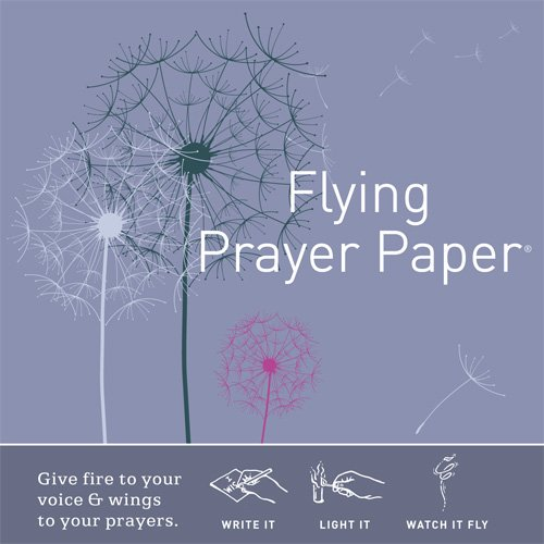 Preisvergleich Produktbild Flying Wish Paper Papier Dandelion Prayers, Small