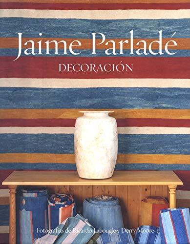 Jaime Parladé. Decoración