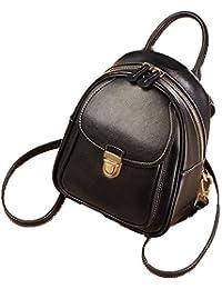 hexuan una nuova moda street soffice pelle mini zainetto per donne con  spalla sacchi 0365d586b2d