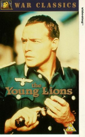 the-young-lions-vhs