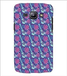 SAMSUNG GALAXY J1 GIRLS PATERN Designer Back Cover Case By PRINTSWAG