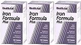 (3 PACK) - HealthAid - Iron Formula Plus | 100