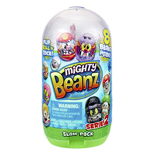 Mighty Beanz 66626 Slam Pack Multicolor alfonbrilla para ratón
