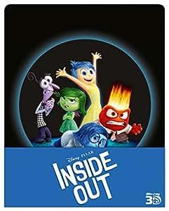 Inside Out Steelbook (Edizione Limitata) (3 Blu-Ray)