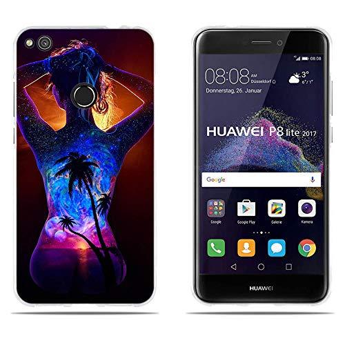 DIKAS Huawei P8 Lite 2017/ Honor 8 Lite/ P9 Lite 2017
