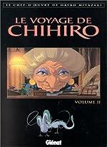 Le Voyage de Chihiro, tome 2 de Hayao Miyazaki