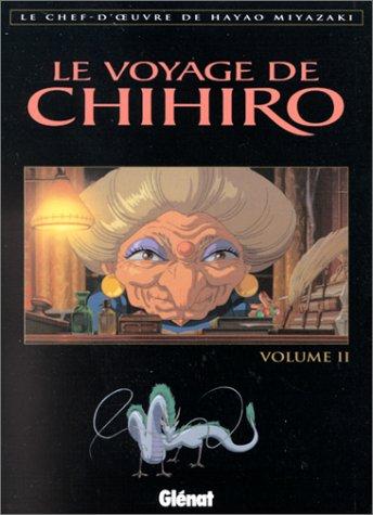 Le Voyage de Chihiro, tome 2 par Hayao Miyazaki