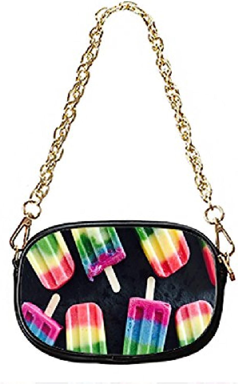 DongMen klassische Frauen Schulter Handtasche Leder Kette Geldbse benutzerdefinierte Design