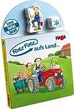 Haba 5408 Spielbuch Ratz Fatz aufs Land