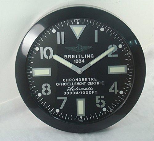 breitling-luminoso-silencio-sweep-reloj-de-pared-negro