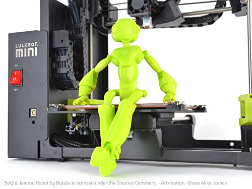 Imprimante 3D Mini - LulzBot