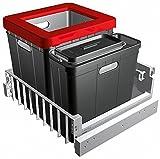 Franke accessoires et système de tri des déchets (133.0046.410)