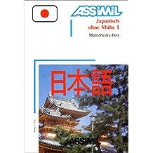 Japanisch ohne Mühe : Band 1 (1 livre + coffret de 3 cassettes) (en allemand)
