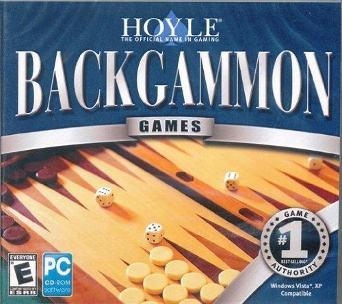 Hoyle Backgammon JC - PC by Encore
