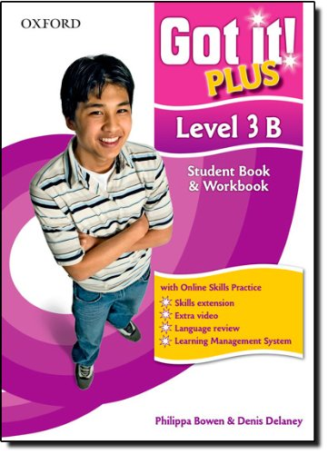 Got It! Plus: Level 3: Student Pack B: A four-level American English course for teenage learners