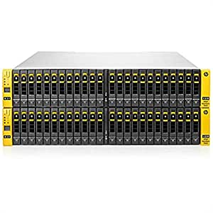 Hewlett Packard Enterprise 3PAR StoreServ 7450c 2-node Storage Base - boîtiers de disques