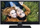 Telefunken XH20A101 51 cm Fernseher schwarz