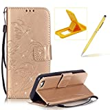 iPhone 5C Rope Wallet Case,Book Style iPhone 5C...