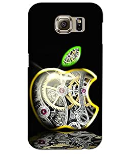 3D instyler DIGITAL PRINTED BACK COVER FOR SAMSUNG GALAXY S7
