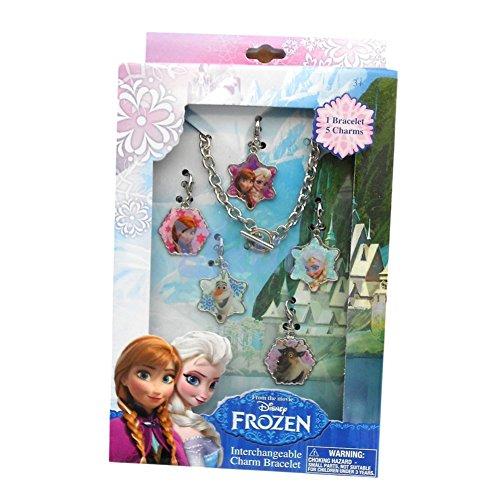 Set Bracciale Frozen