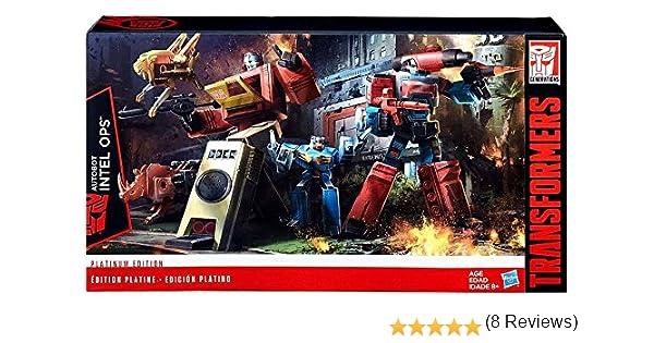 transformers platinum edition seeker squadron coneheads dirge ramjet