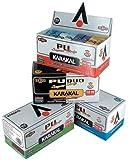 Karakal PU Super Grip schwarz Basis-Griffbänder - 24er BOX