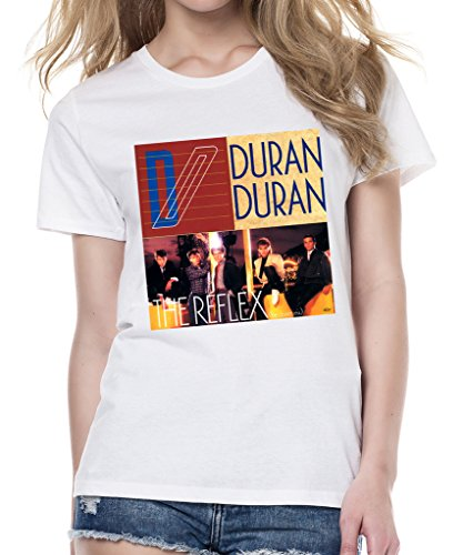 Duran Duran Reflex Women's Fit T-shirt. S to XXL
