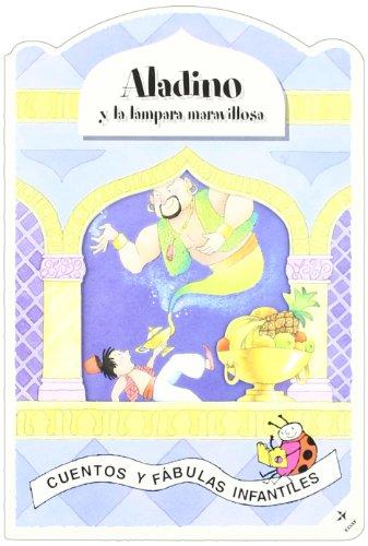 Aladino Y La Lampara Maravillosa (Cuentos y Fábulas Infantiles)