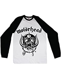Motorhead England - Camiseta manga corta para hombre