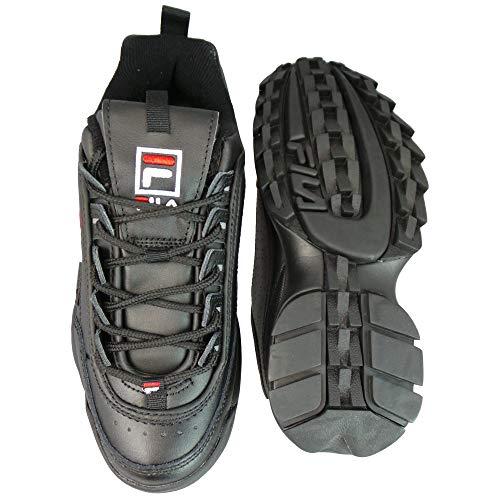 Fila Donna Bianco Disruptor II Premium Sneaker. Visualizza le immagini b941e59bb01