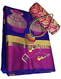 Sarees(I-Brand Sarees For Women Party Wear Offer Designer Sarees For Women Latest Design Sarees New Collection...