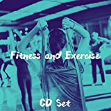 Fitness and Exercise CD Set - Best Workout Hits of 2018!