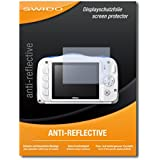 """4 x SWIDO protecteur d'écran Nikon Coolpix W100 protection d'écran feuille """"AntiReflex"""" antireflets"""