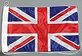 Buddel-Bini Bootsflagge Großbritannien Union Jack 20 x 30 cm in