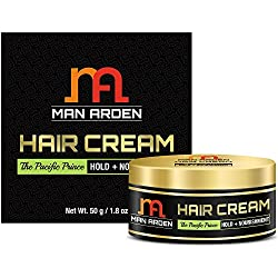 Man Arden Hair Cream - The Pacific Prince (Hold + Nourishment) 50gm