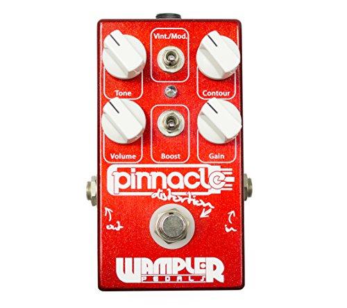 Wampler Pinnacle Distortion Guitar Effects Pedal