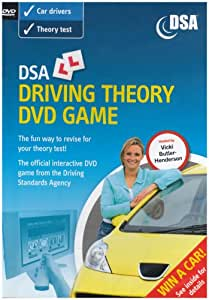 DSA Driving Theory DVD Game (Interactive DVD)