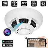 Spy Hidden Camera Detector WiFi Hidden Camera with Motion Detection Wireless Mini Video Recorder for Home Security Support iOS/Android/PC/Mac by Jiamus