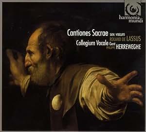 Lassus: Cantiones Sacrae, Sex Vocum