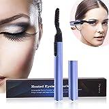 Heated Eyelash Curler, Eyelash Curler Electric, Electric Heated Eyelash Curler, Portable Electric Eyelash