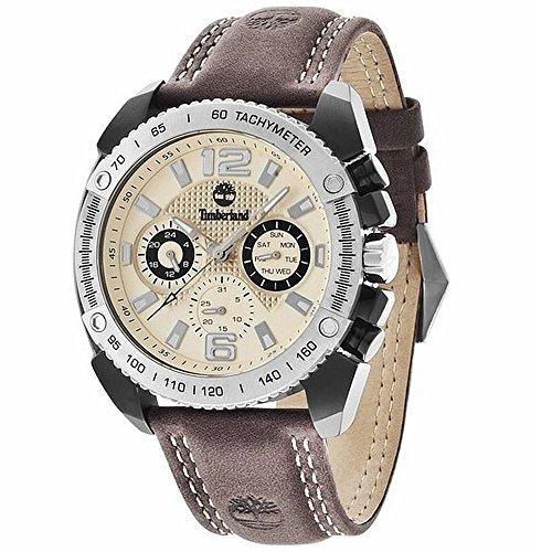 Reloj Timberland hombre Bennington L - Brown 13901XSBS-07 [AB2235] - Modelo: 13901XSBS-07