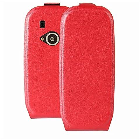 Housse Protection Nokia Rouge - Coque Nokia 3310 (2017),Lifetrut [Caisse de ceinture