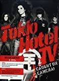 Tokio Hotel TV - Caught on Camera ! Edition Deluxe limitée 2 DVD