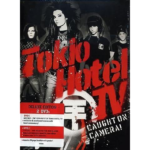 Tokio Hotel-Caught On Camera!