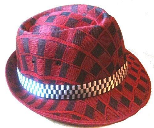 Ska Porkpie Style Classique Hat (Divers couleurs et tailles disponibles)