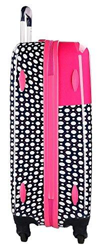 Movom Flamenca 5191961 Juego de maletas, 65 cm, 100 litros, Multicolor