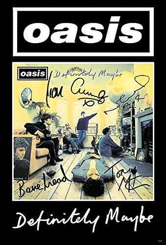 Oasis John Lennon XL Poster, A1, ca. 58 x 87 cm